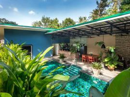 Kachong Tropical House Trang