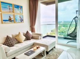 Delmare Bangsaray Beachfront x Stunning&High Sea View