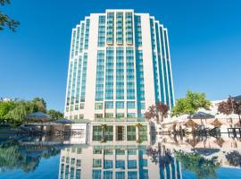City Palace Hotel Tashkent
