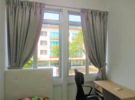 BRAND NEW Balcony rm2 @ tiong bahru (near SGH)