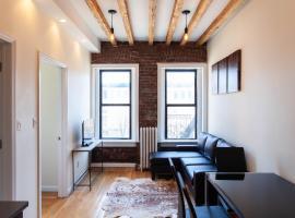 Stylish Manhattan Bedroom