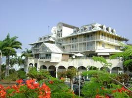 Hotel Saint John Perse