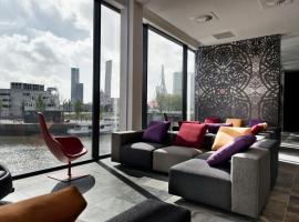 Mainport Design Hotel, รอตเตอร์ดัม