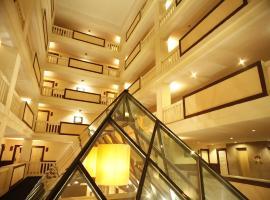 โรงแรม โรยัลเพนนินซูลา เชียงใหม่