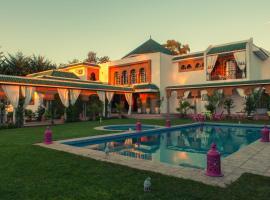 Villa Des Ambassadors, ราบัต