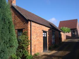 Home Farm Barn, Sudborough