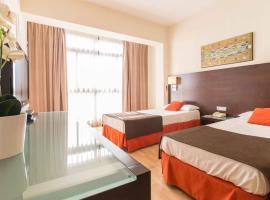 Hotel Adonis Pelinor, ซานตาครูซเดอเตเนรีเฟ