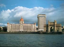 The Taj Mahal Tower Mumbai