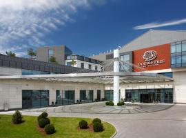 DoubleTree by Hilton Hotel & Conference Centre Warsaw, วอร์ซอ