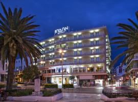 Kydon The Heart City Hotel, ชาเนียทาวน์