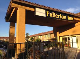 Fullerton Inn, ฟุลเลอร์ตัน