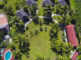 Punatea Village, Afaahiti