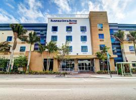 Fairfield Inn & Suites by Marriott Delray Beach I-95, Delray Beach