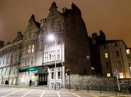 The Station Hotel, แอเบอร์ดีน