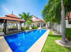 Green Residence Pool Villa Pattaya