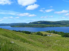Blarghour Farm Cottages Overlooking Loch Awe, Ardchonnell