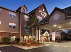 Country Inn & Suites by Radisson, Brunswick I-95, GA, Brunswick