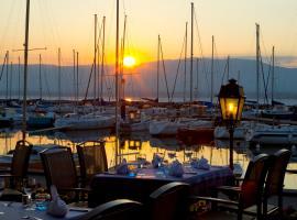 Hotel Restaurant Le Jules Verne, Yvoire