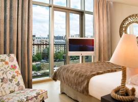 Los 30 mejores hoteles de Hôtel-de-Ville - 4º distrito ...