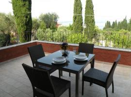 Suite Deluxe a Villa Paradiso