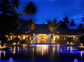 The Santosa Villas & Resort Lombok, เซงกิกิ