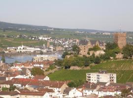 Ferienwohnung Germaniablick, Bingen am Rhein