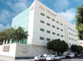 We Hotel Aeropuerto