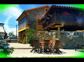 Casa Rural Panizales, Panizales