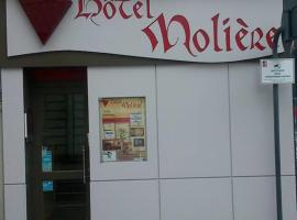Hotel Moliere, อองเจร์