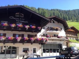 Garni Hotel and Apartments Wildbach, Selva di Val Gardena