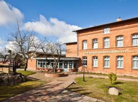 Eisenbahnromantik Hotel, Meyenburg