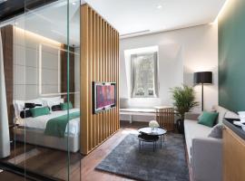 Dominic Smart & Luxury Suites - Parliament
