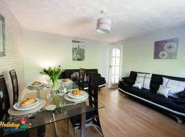 HLS - Kirkness Apartment, Airdrie