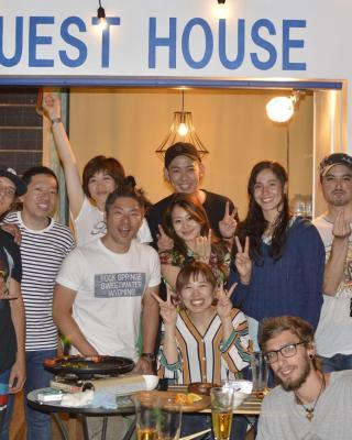 R Guest House Namba