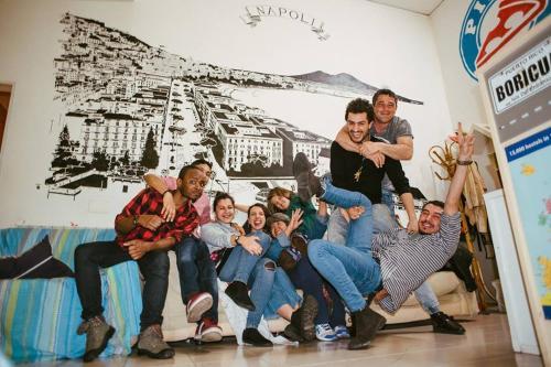 Naples Pizza Hostel