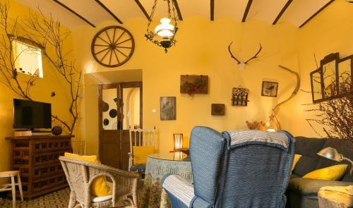 Casa centenaria con encanto