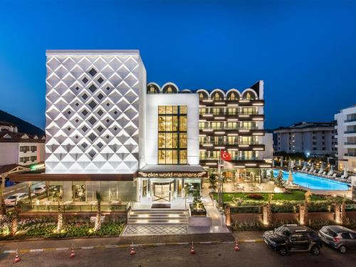Elite World Marmaris Hotel - Adult Only +14