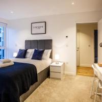 The Hay - St Pancras Luxury Apt