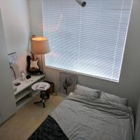 Modern pad in quiet Omotesando & Shibuya