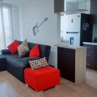 Hermoso apartamento amoblado
