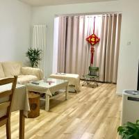Beijing Yanjiao Yanshun Road Nordic Light Luxury Apartment