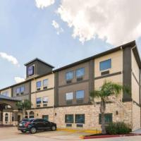 スリープ イン アンド スイーツ ヒューストン(Sleep Inn and Suites Houston)