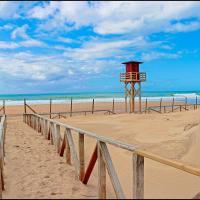 Hostal a pie de playa