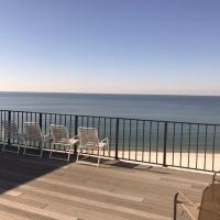 12th Floor Penthouse, Beach Front with Private Rooftop Balcony