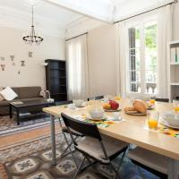 Modernist Apartment Barcelona