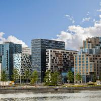 BJØRVIKA-SERVICEDAPARTMENTS, Opera Area, Oslo city center