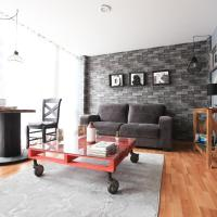 Comfortable flat near American Embassy and Reforma Homm